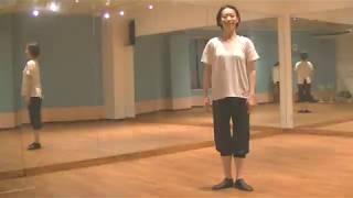 光海先生のダンスレッスン〜試験でよく出る振りと流れのレッスン⑤〜のサムネイル