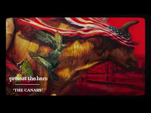 Protest The Hero | The Canary (Official Video) online metal music video by PROTEST THE HERO