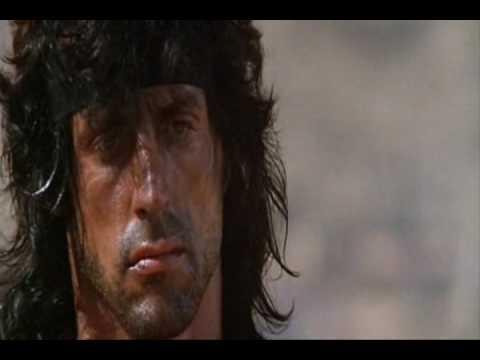 John Rambo Master Of War