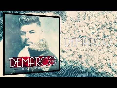 Demarco Flamenco Te Has Marchado Lyric Video