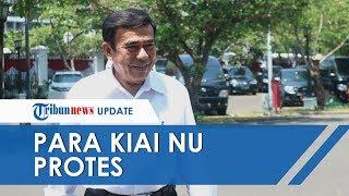 Fachrul Razi Jadi Menteri Agama, Sejumlah Kiai NU di Berbagai Wilayah Kecewa dan Protes