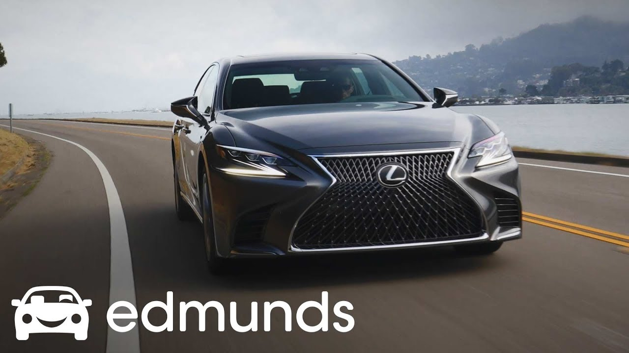 2018 Lexus Ls 500 Pricing Features Ratings And Reviews Edmunds