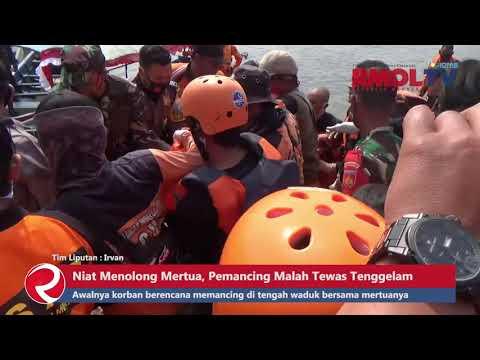 Niat Menolong Mertua, Pemancing Malah Tewas Tenggelam