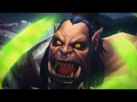 Legendary Questline Chapter 3 - Warlords of Draenor
