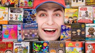 So Many Mystery Minis! | P.O. Box Opening