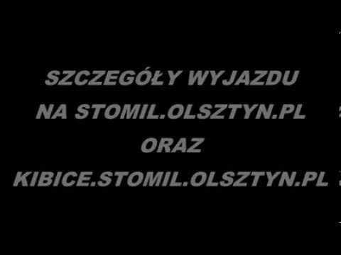 Zajawka promująca wyjazd na mecz ROW Rybnik - Stomil Olsztyn