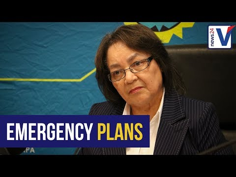 WATCH: New water target is 50 litres per person, per day – De Lille