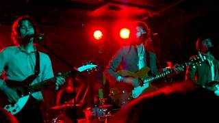 The Young Veins - Dangerous Blues - Jack Rabbits in Jacksonville, FL - 27 March 2010