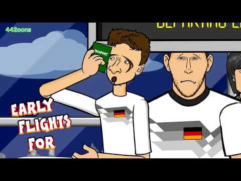 🤣GERMANY ARE OUT!🤣 South Korea vs Germany 2 0 World Cup 2018 Parody Goals Highlights reupload