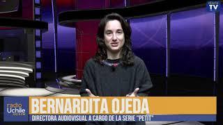 Bernardita Ojeda: Falta de producciones infantiles en la TV chilena y su éxito en el extranjero
