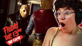 Scaredy Cats Play The Friday The 13th Game