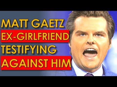 Matt Gaetz SCREWED after Ex-Girlfriend SELLS HIM OUT for IMMUNITY