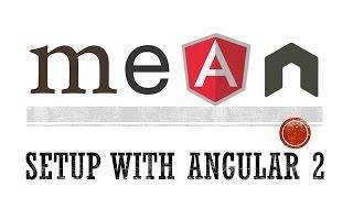 MEAN Stack Setup with Angular 2