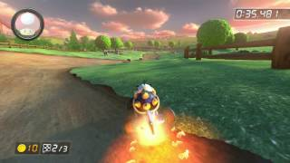 Wii Moo Moo Meadows - 1:20.709 - SuperFX (Mario Kart 8 World Record)