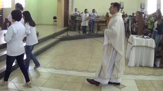 Canto de Entrada - Solenidade de Nossa Senhora Aparecida (12.10.2018)