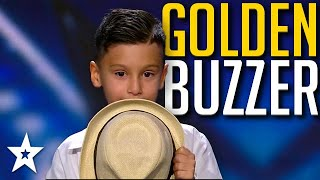 MICHAEL JACKSON DANCER on Persia's Got Talent Gets GOLDEN BUZZER! | Got Talent Global