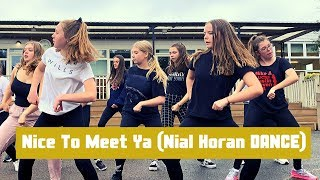 Nice To Meet Ya (Nial Horan DANCE)