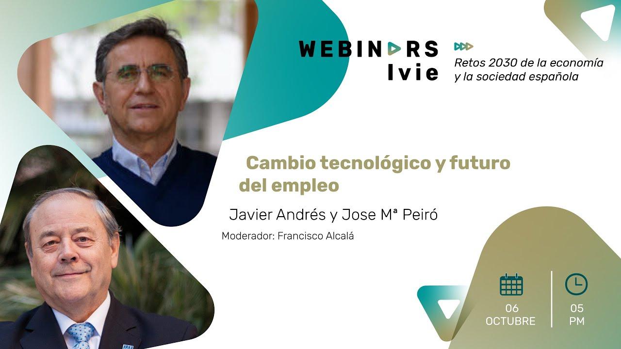 Cambio tecnológico y futuro del empleo