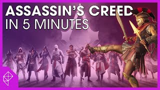 Assassin's Creed explained in 5 minutes | What to know before you play Assassin's Creed Odyssey