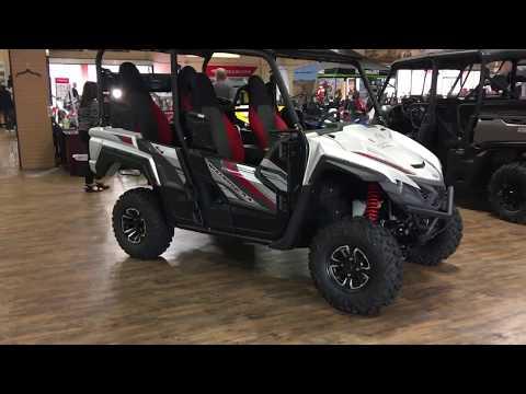 2018 Yamaha Wolverine X4 SE in Murrieta, California