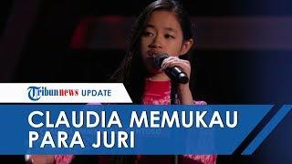 Claudia, Peserta The Voice Jerman Asal Indonesia Tampil Memukau di Panggung, Dapat 4 Standing Ovatio