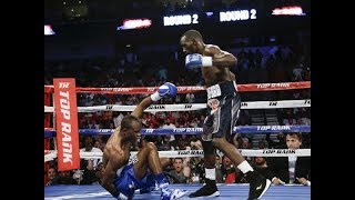 Terence Crawford Crushes Julius Indongo in Three To Unify