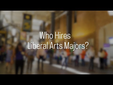 Who Hires Liberal Arts Majors?