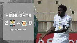 CAF CC   ASC Jaraaf 2 – 0 Salitas FC