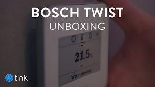 Bosch Twist Unboxing – Smart Home Steuerung einfach gelöst