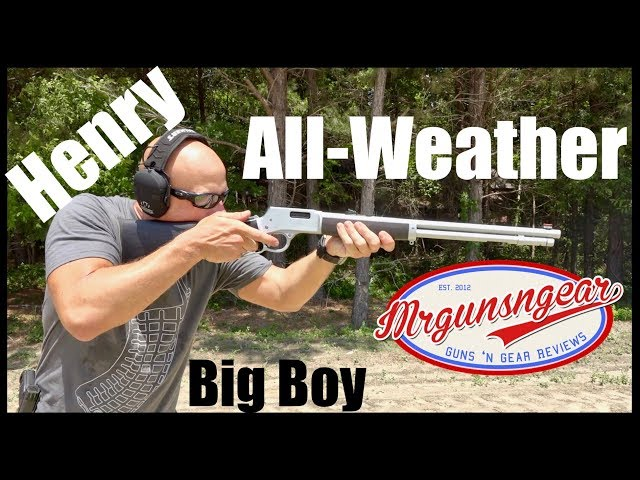 MrGunsNGear Reviews the All-Weather Big Boy .357 Mag