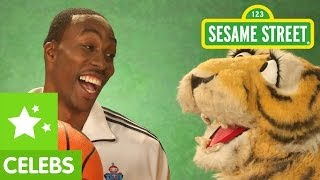 Sesame Street: Elmo and Dwight Howard make a Strategy