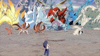 All Jinchuuriki Awakening Forms, Abilities & Ultimate Jutsus - Naruto Ninja Storm 4 Road to Boruto