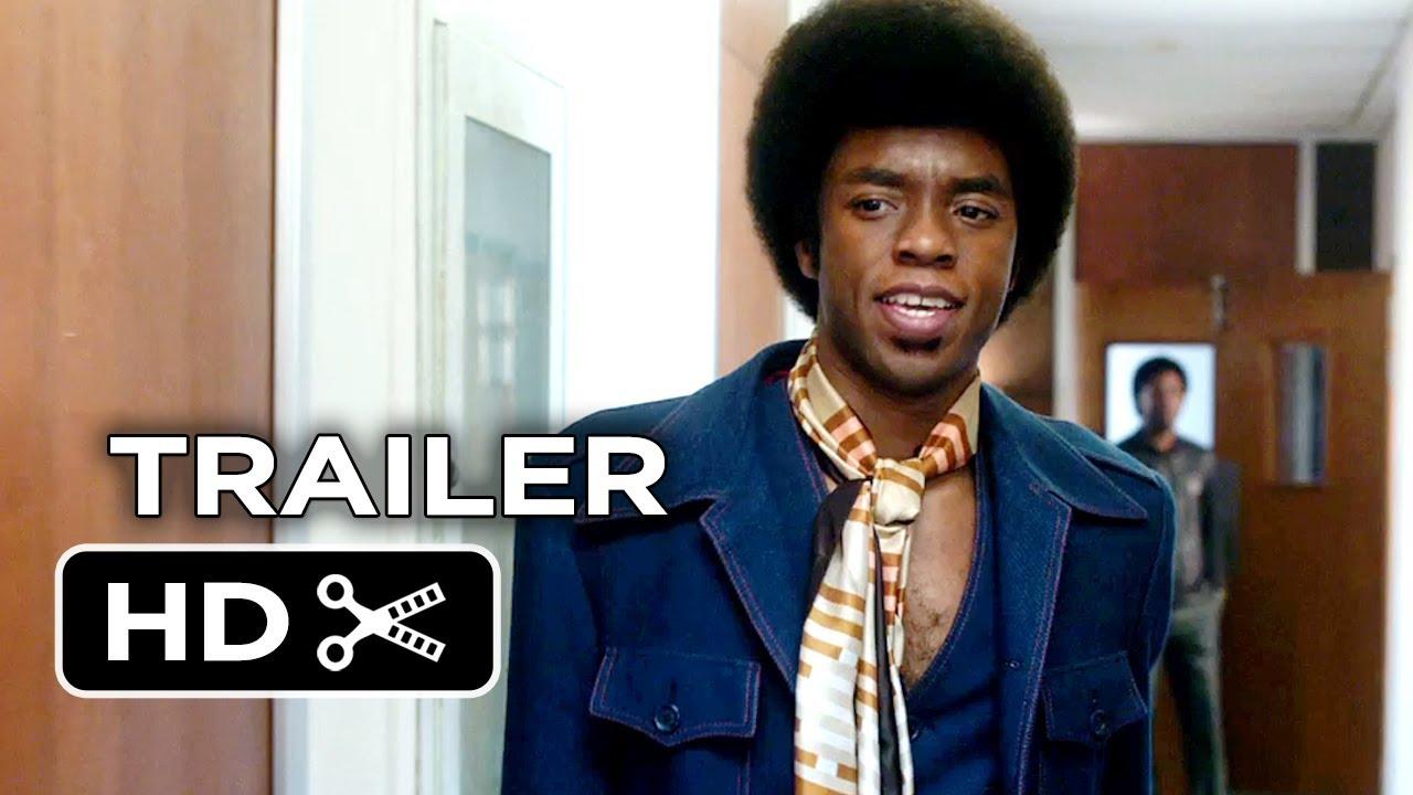 Video trailer för Get On Up Official Trailer #2 (2014) - James Brown Biography HD