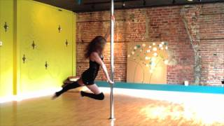 preview picture of video 'Beginner Pole Dance Class in Morristown New Jersey'