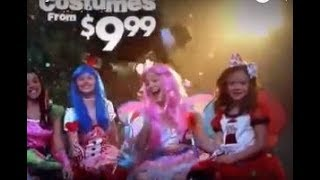 Payton for Party City Halloween