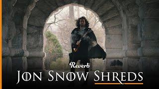 Jon Snow Shreds the Game of Thrones Theme on Guitar | Reverb