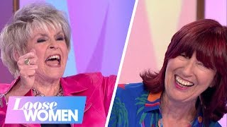 Janet Proposes a New Idea to Combat Pensioners Paying Their TV Licence | Loose Women