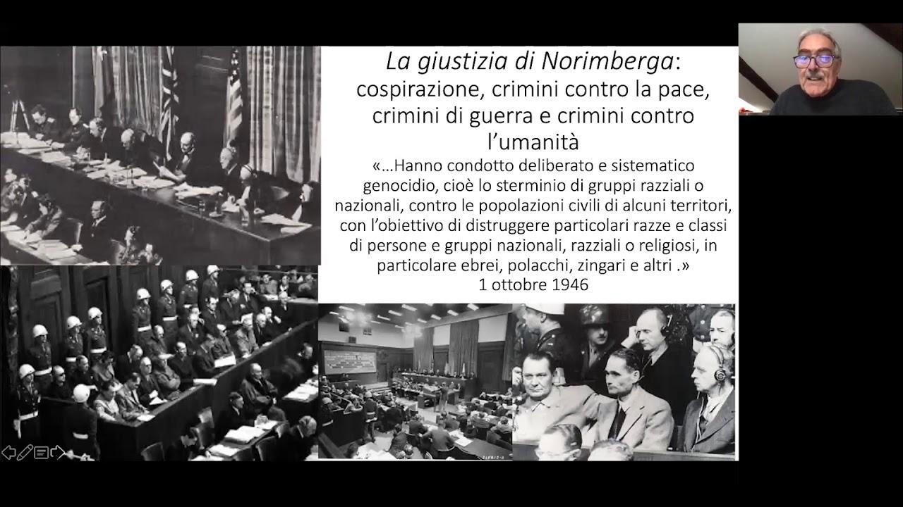 Dal crimine di genocidio alla nascita del Diritto Internazionale: lo stato dei diritti umani nel Mondo e la prevenzione dei genocidi