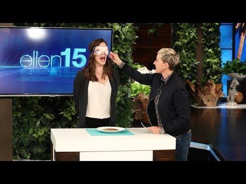 Ellen Feeds Jennifer Garner in a Blind Taste Test