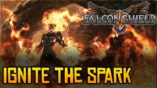 Falconshield - Ignite The Spark feat. Julia Westlin (Original Magic The Gathering song)