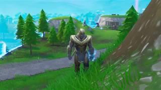 New Thanos Snap Emote Fortnite Battle Royale Youtube Ballersinfo Com
