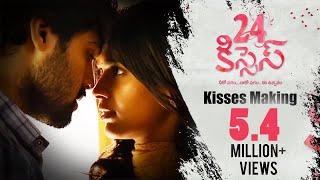 Kisses Making Video   24 Kisses   Adith Arun, Hebah Patel   AyodhyaKumar Krishnamsetty