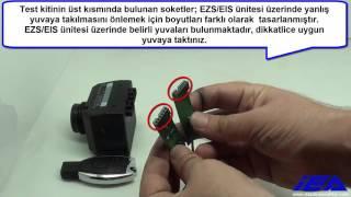 Mercedes-Benz W164, W221 EZS/EIS Test Kit