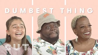 BFFs Reveal the Dumbest Things Their Friends Have Done | Cut