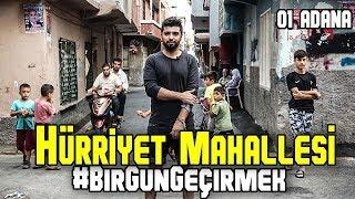 EN TEHLİKELİ MAHALLEDE BİR GÜN #2 HÜRRİYET MAHALLESİ / 01 Adana