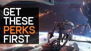 Railjack: The Best Intrinsic Perks To Get First :Warframe