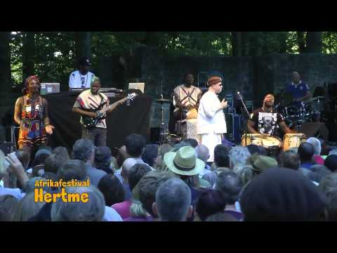 Tale LIVE Africa Hertme Festival 2013