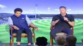 LIVE: Sachin Tendulkar, Shastri, Rohit and Michael Clarke in conversation with Boria | Sports Tak