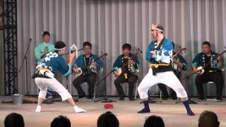 牛深ハイヤ祭り@2016 ふるさと祭り東京in東京ドーム