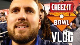 The 2018 Cheez It Bowl Vlog
